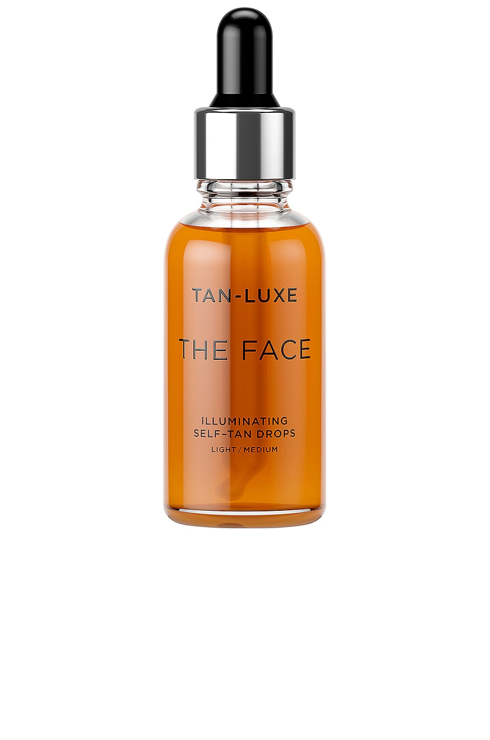 Tan Luxe The Face Illuminating Self-Tan Drops in Light / Medium