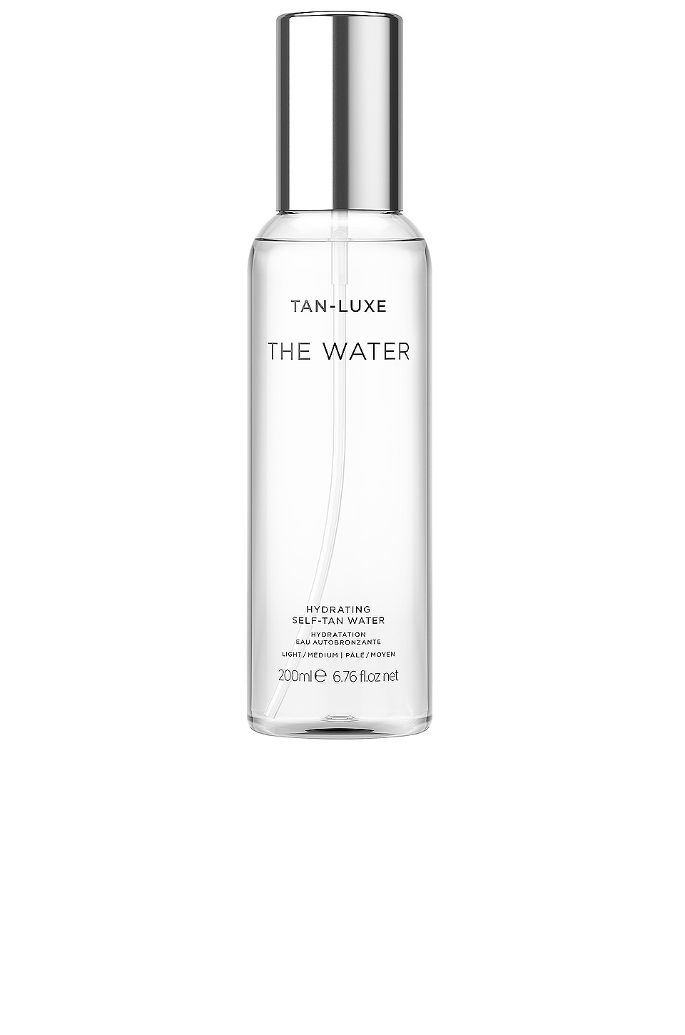 Tan Luxe The Water Hydrating Self-Tan Water in Light / Medium
