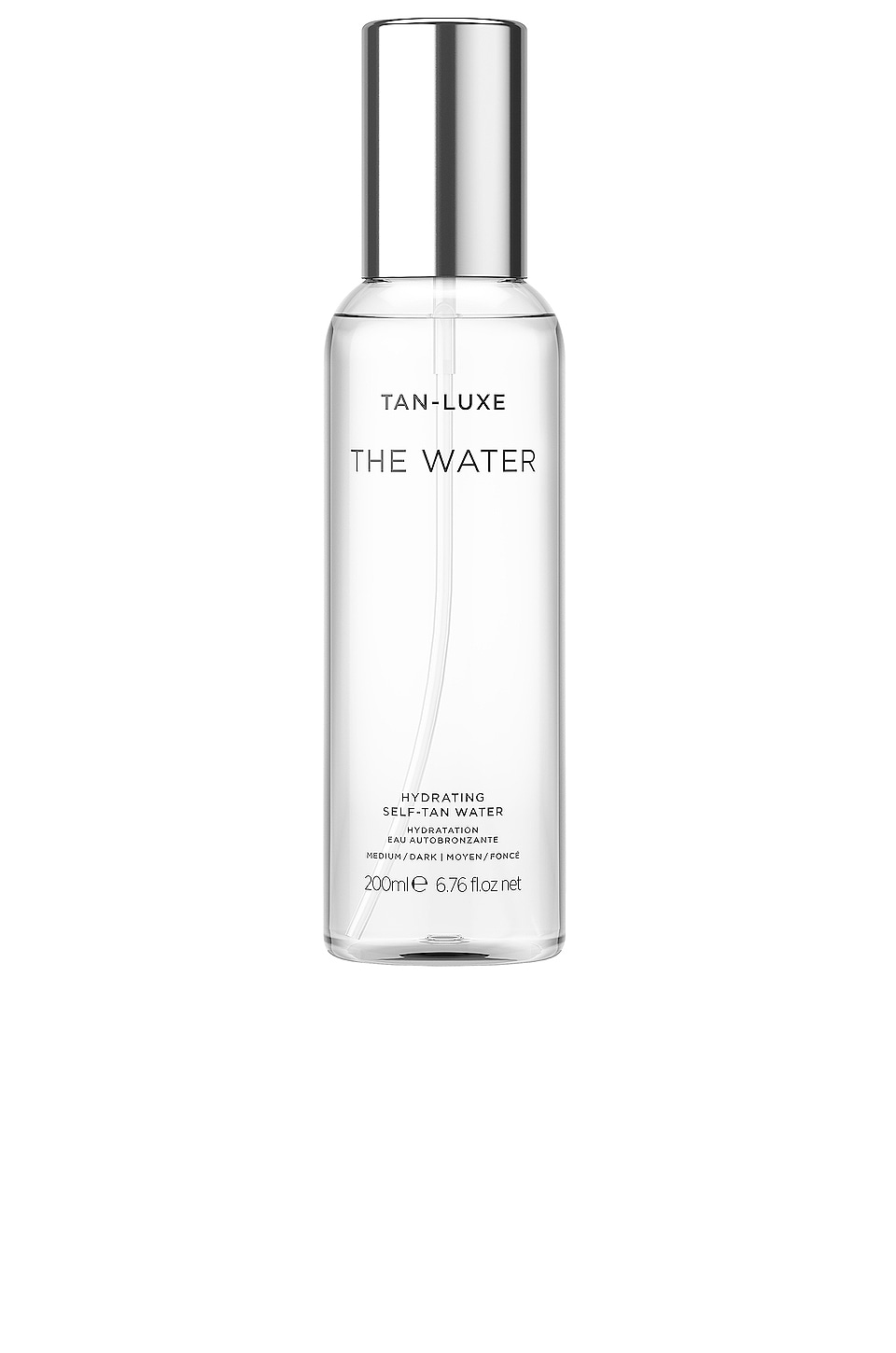 Tan Luxe The Water Hydrating Self-Tan Water in Medium / Dark