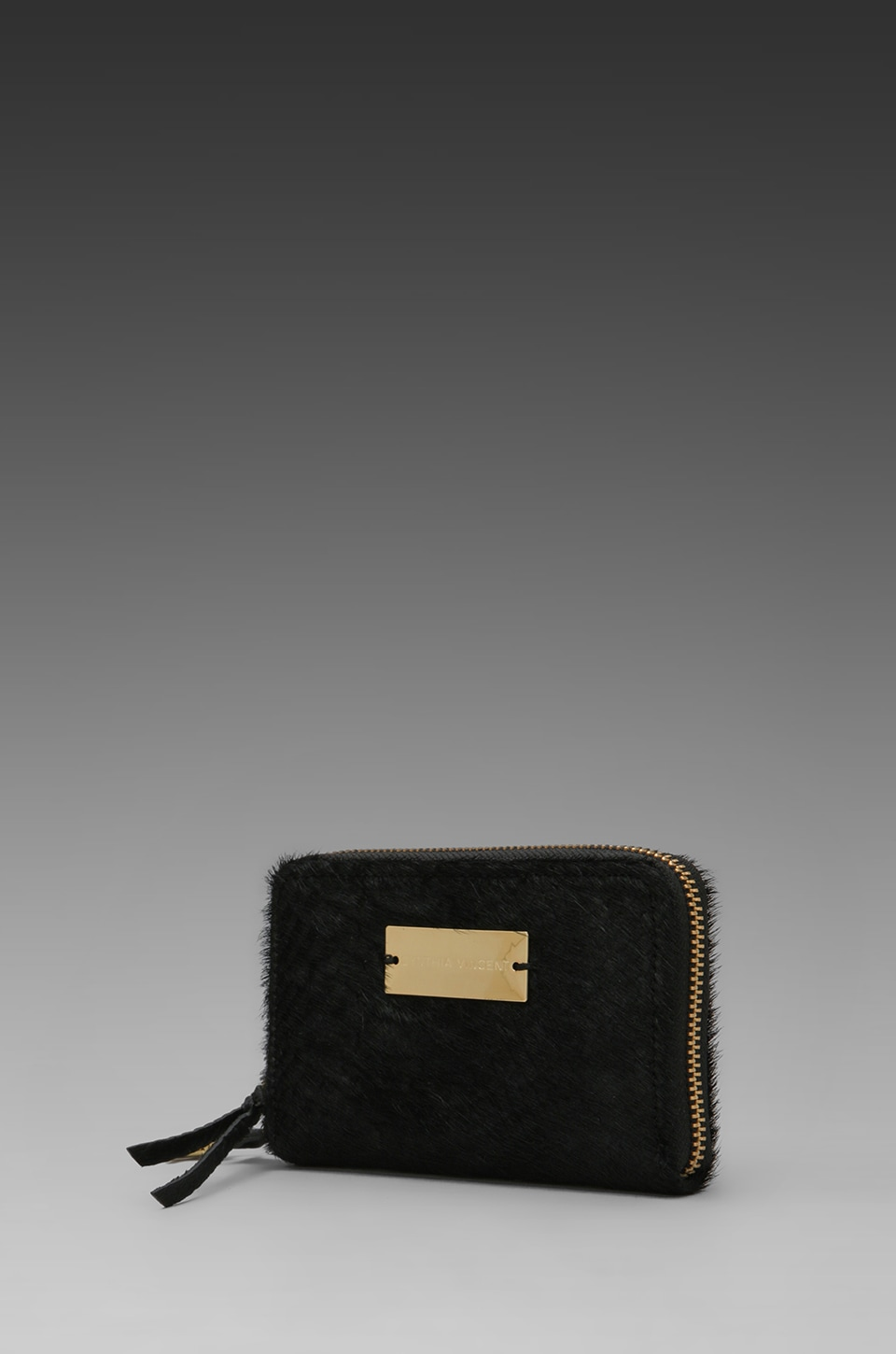Twelfth Street By Cynthia Vincent Phone Wallet in Black Reptile