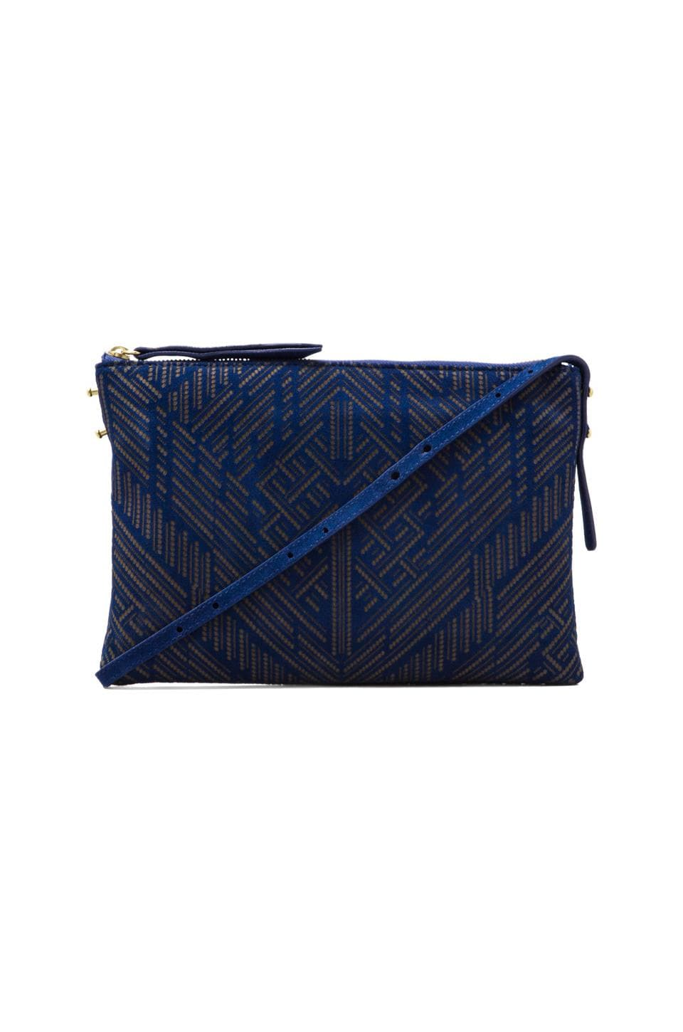 Twelfth Street By Cynthia Vincent Cynthia Vincent Somer Crossbody Bag in Indigo