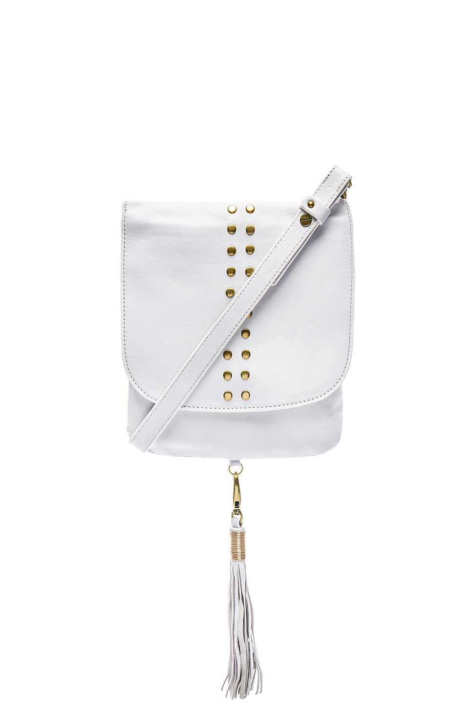 Twelfth Street By Cynthia Vincent Ember Crossbody Bag in White