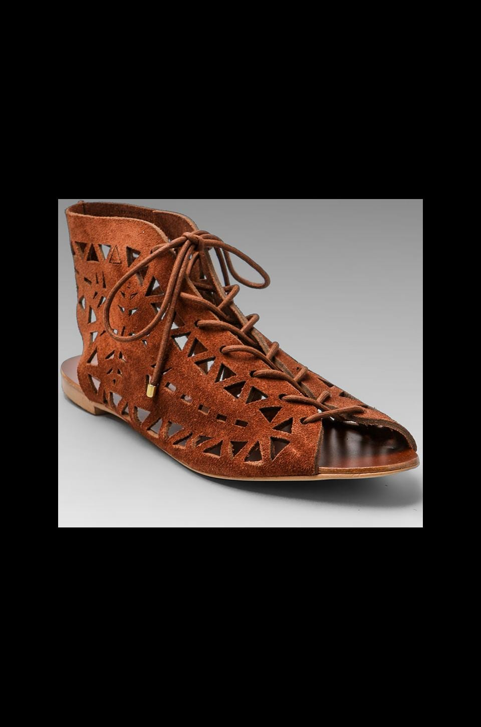 Twelfth Street By Cynthia Vincent Winima Sandal in Brown