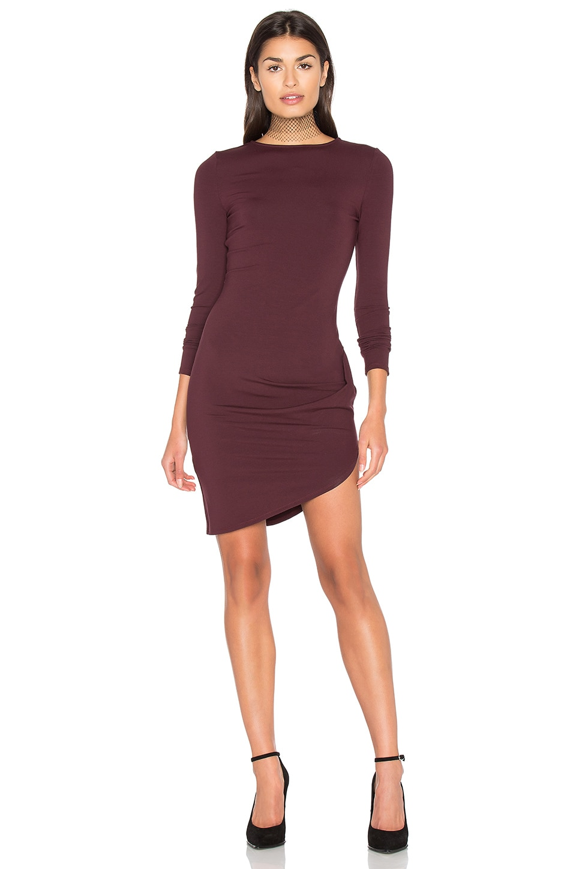 Asymmetrical Cut Dress by twenty