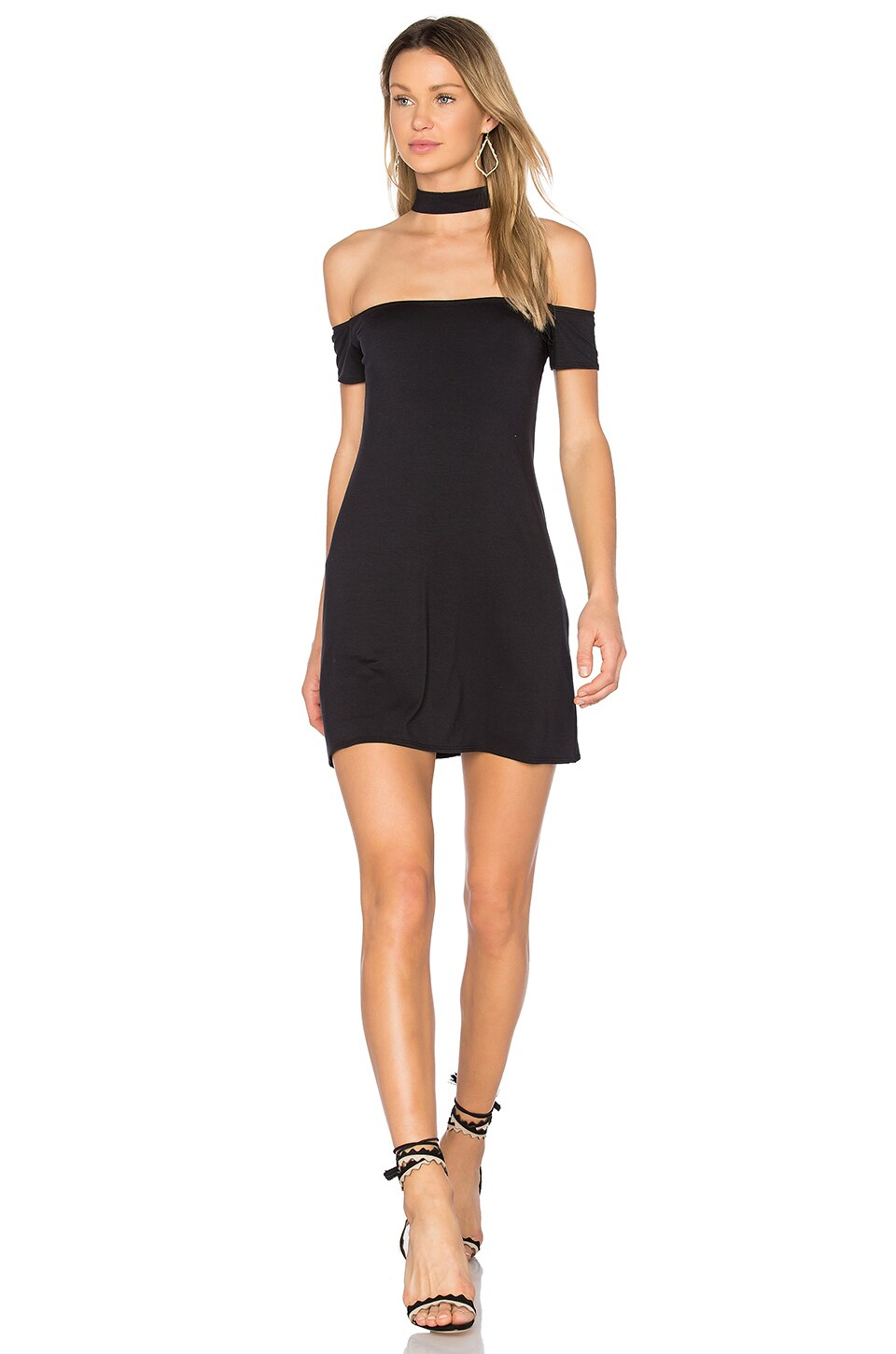 Superior Mock Neck Dress by twenty