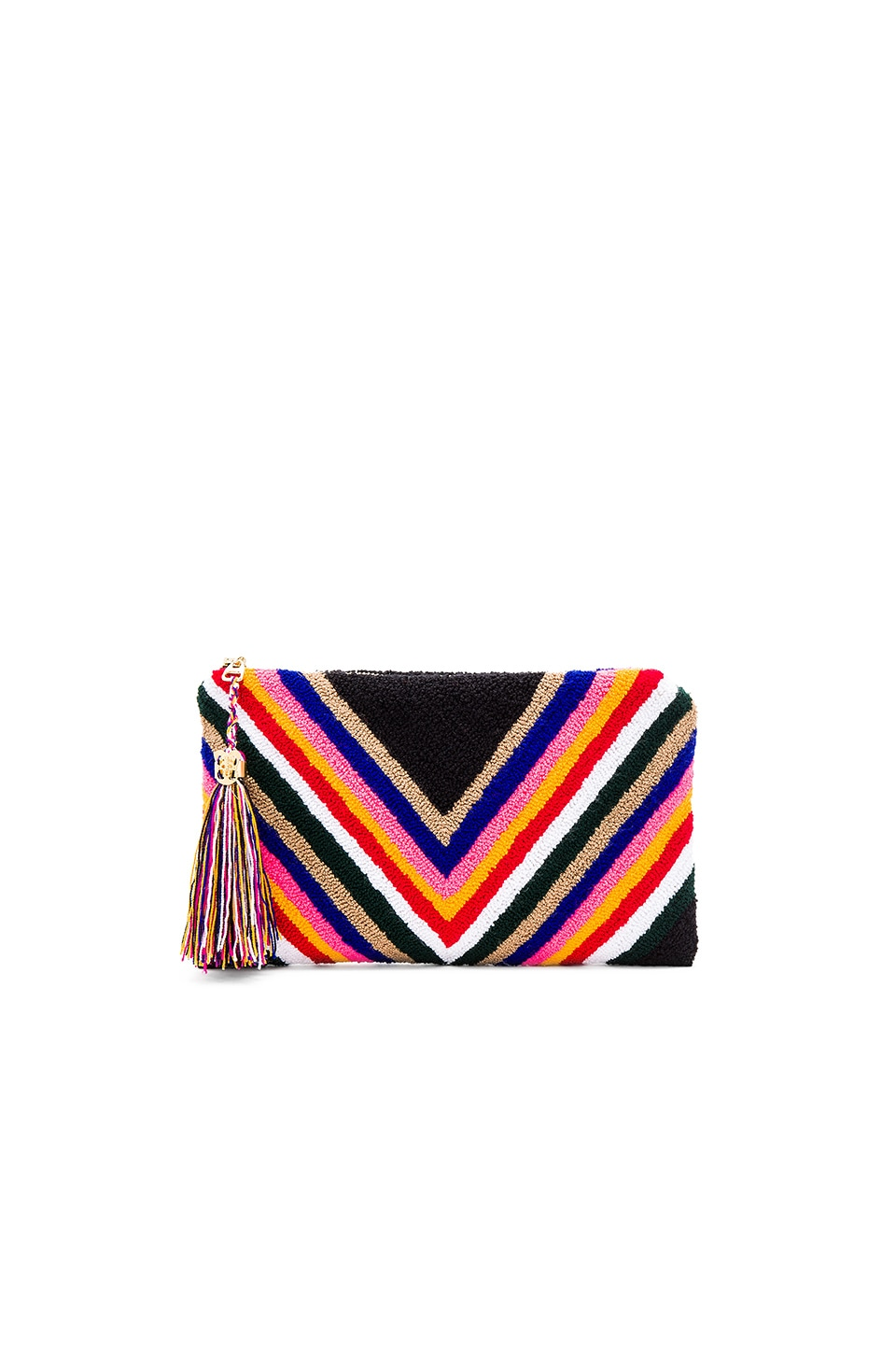 the way u Deco Clutch in Multi