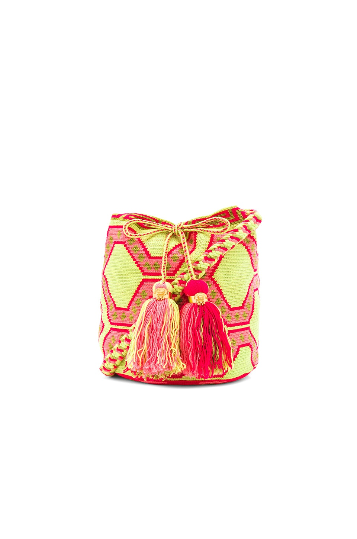 Medium Mochila Bucket Bag by The Way U