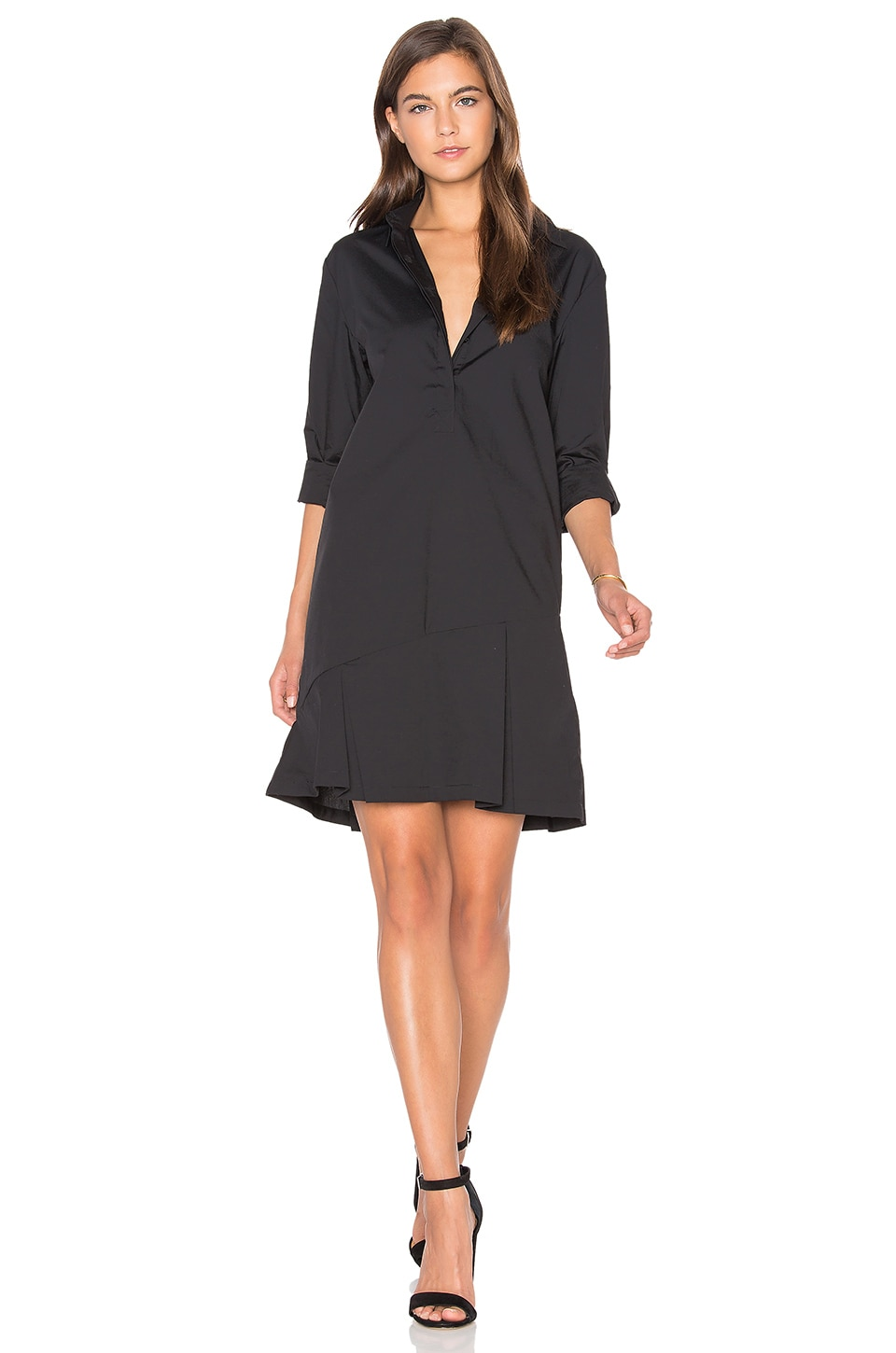 The Siena Shirt Dress by TY-LR