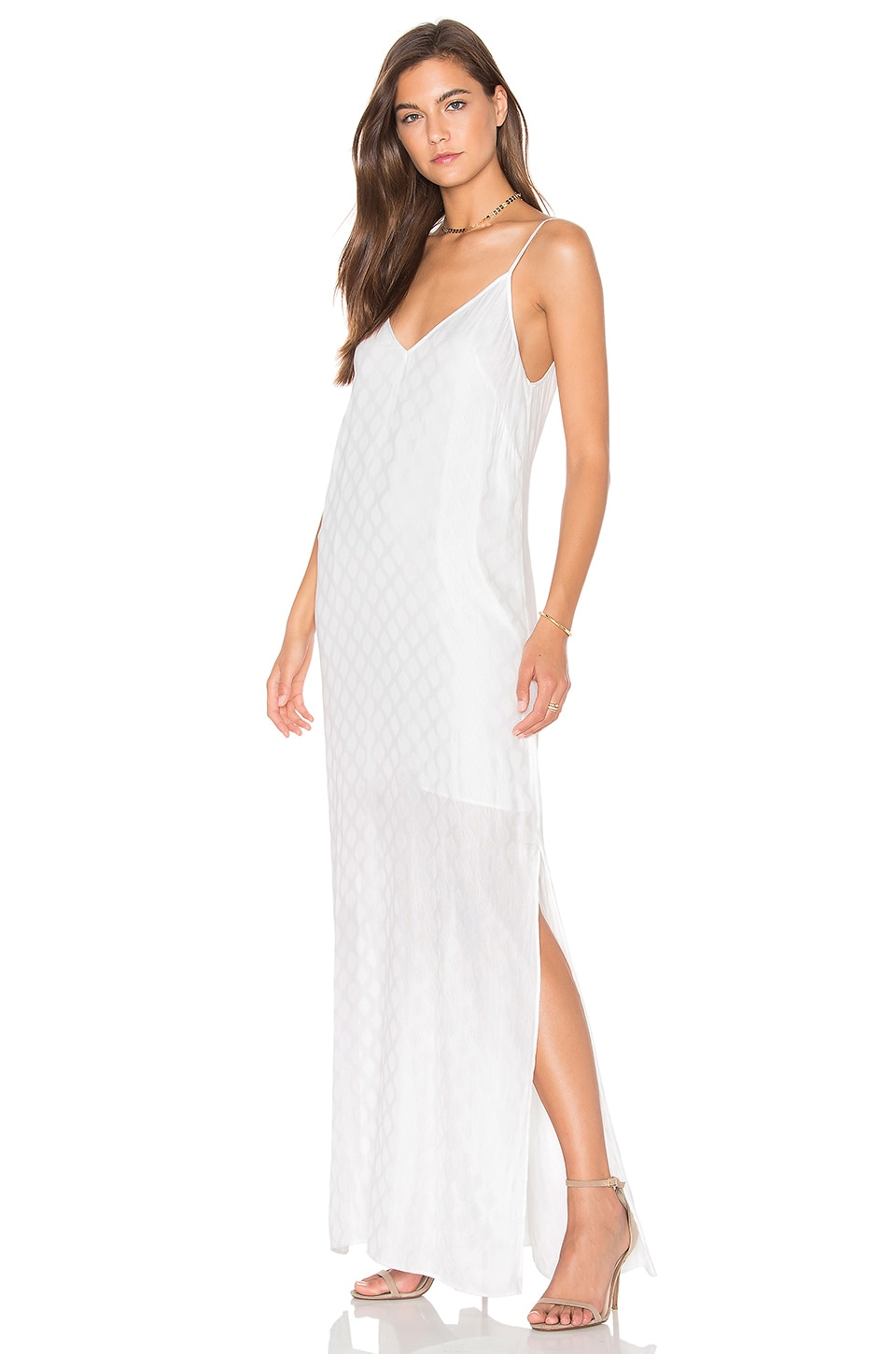Buy The Vermont Maxi Dress by TY-LR