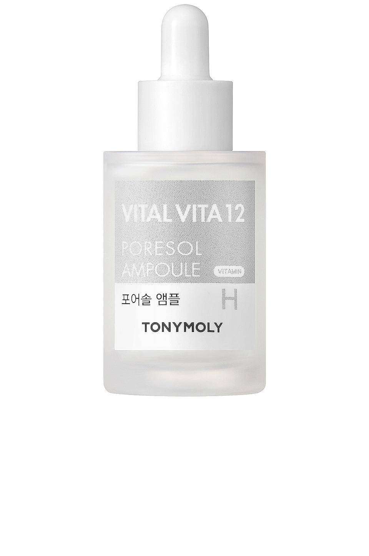 TONYMOLY Vital Vita 12 Poresole Ampoule