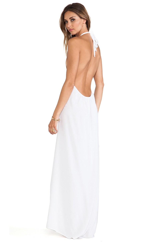 Tysa Wanderlust Dress in White