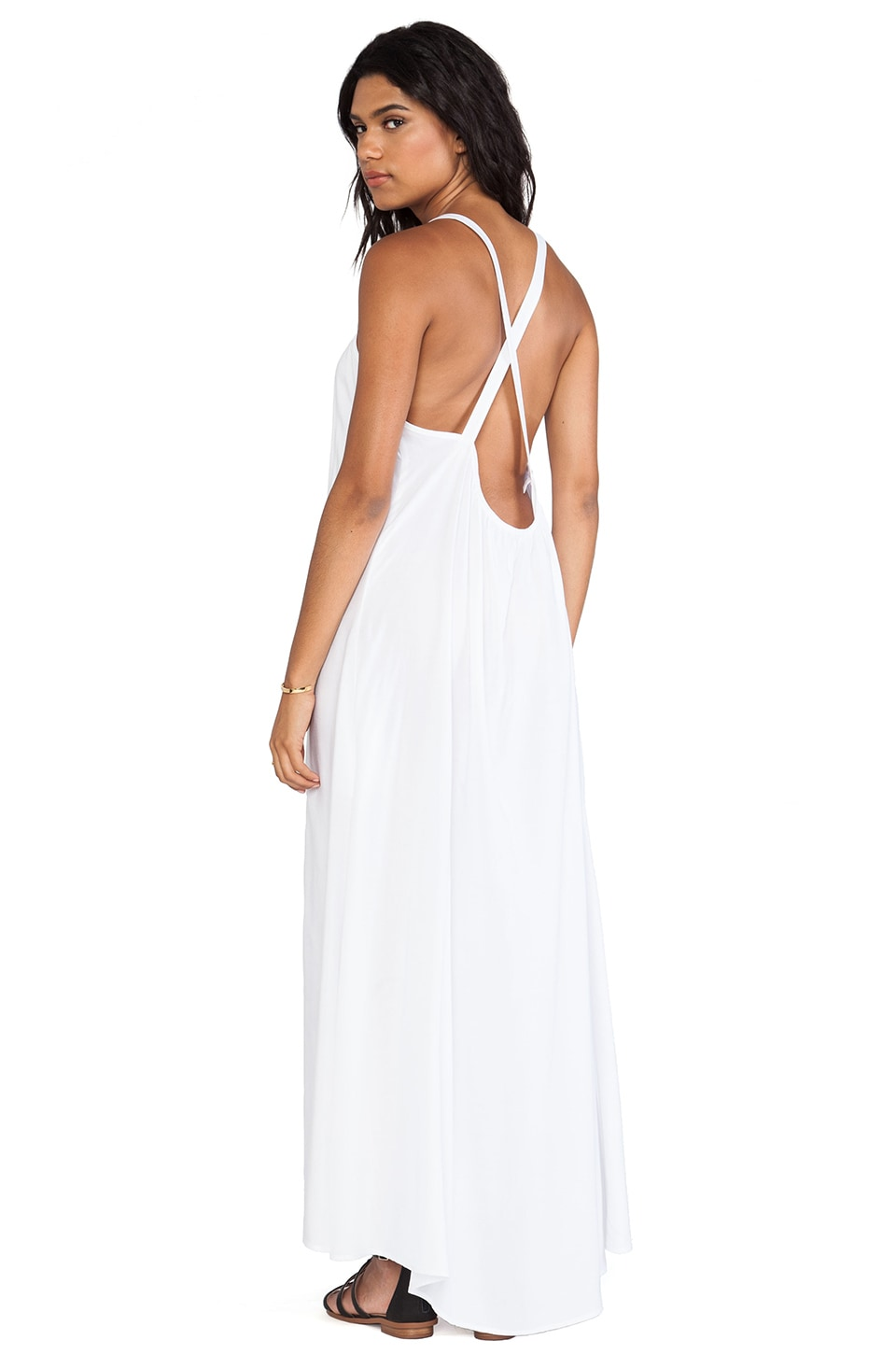 Tysa Leigh Dress in White