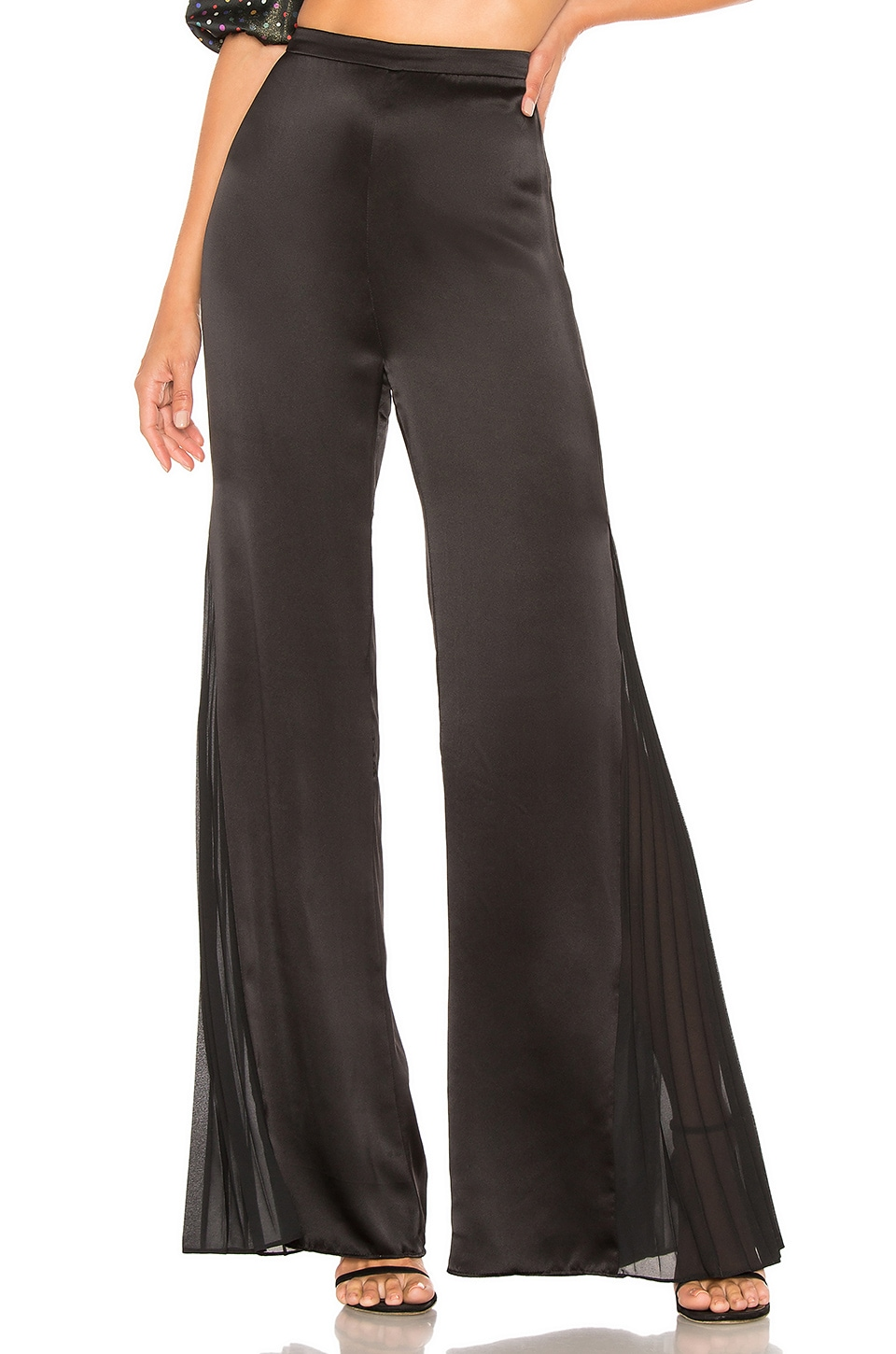 AMUR Donna Pant in Black