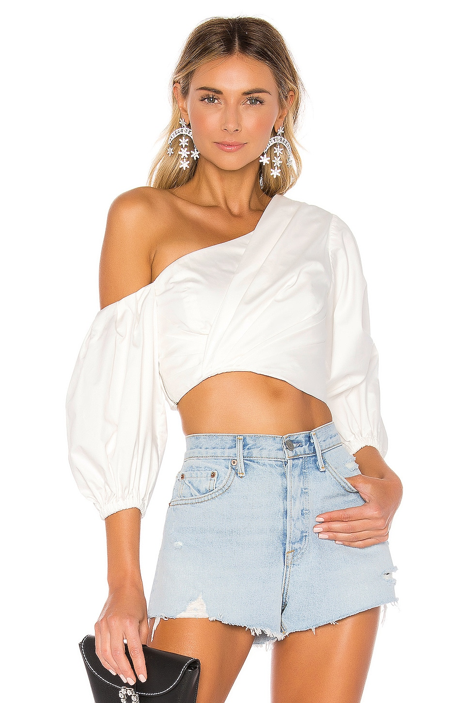 AMUR Ale Top in White