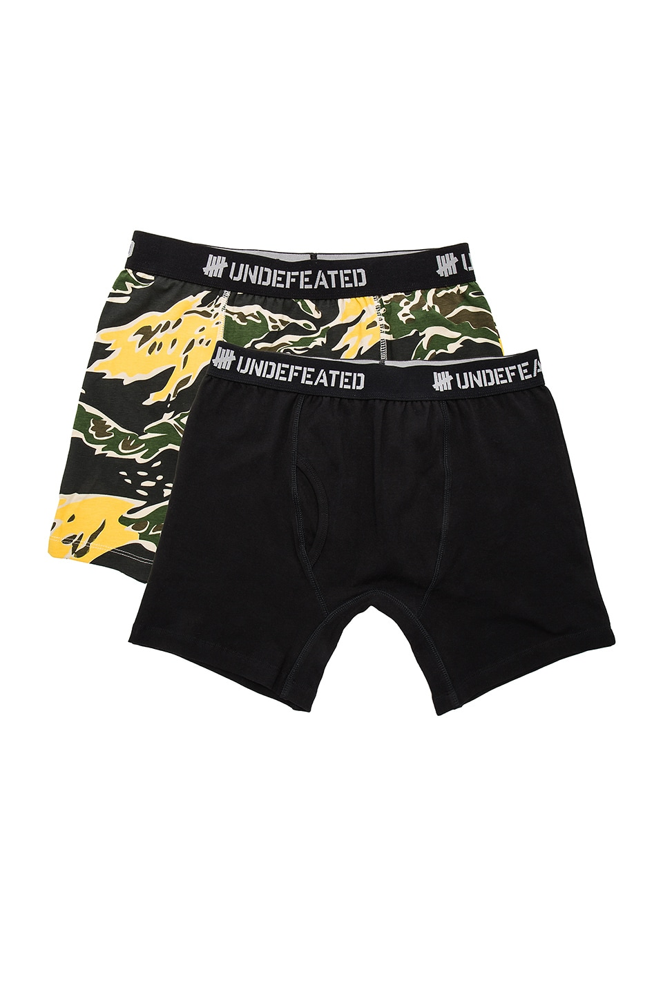 2 Pack Boxer Shorts by Undefeated