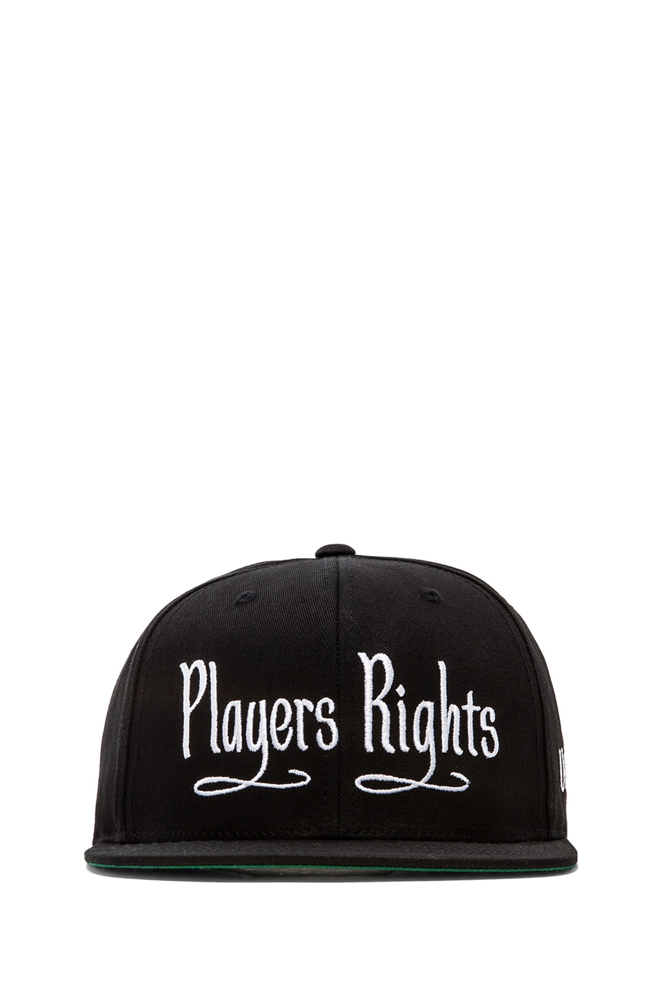 Undefeated Players Starter Snapback in Black