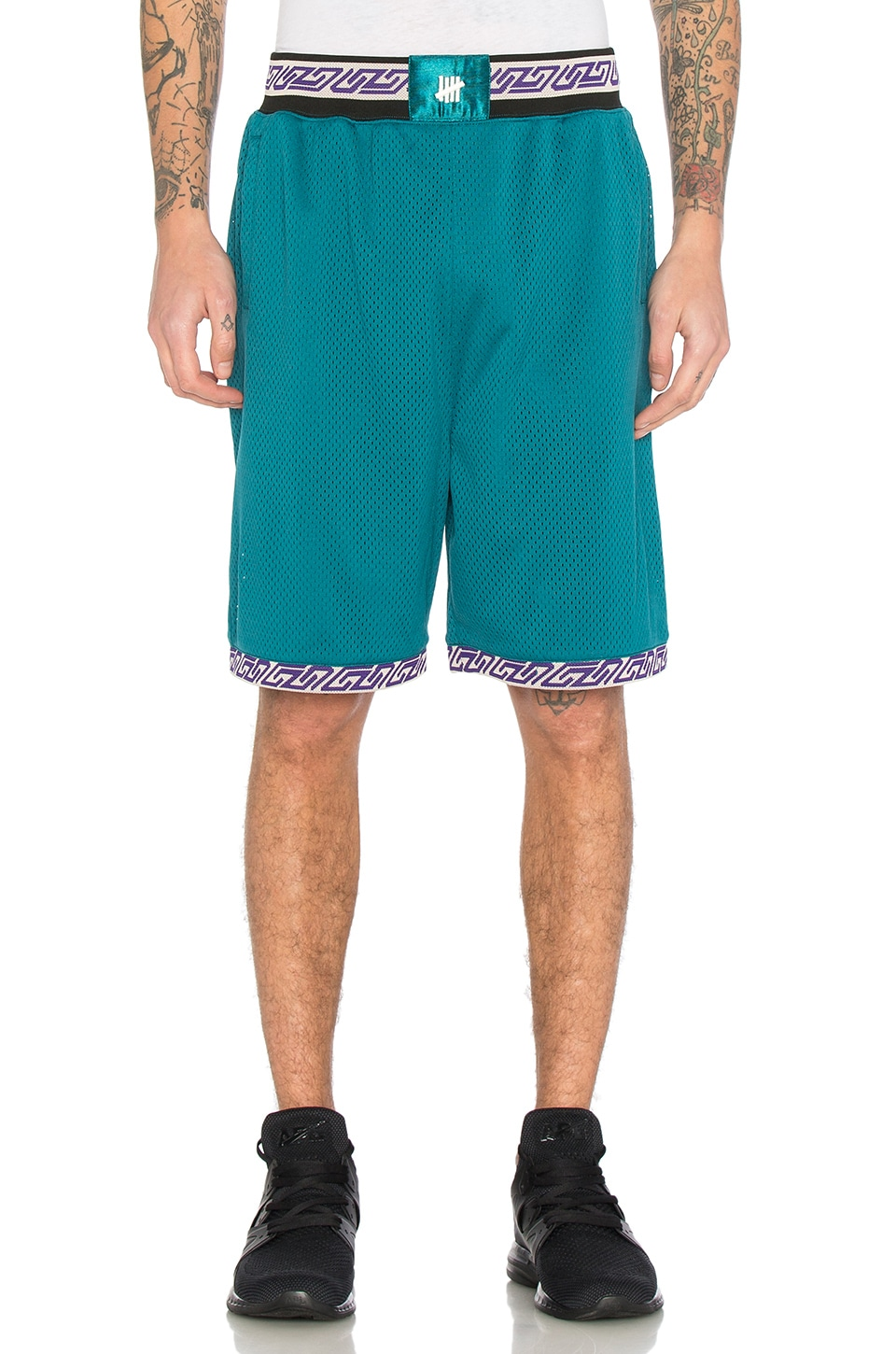 Authentic Basketball Short by Undefeated