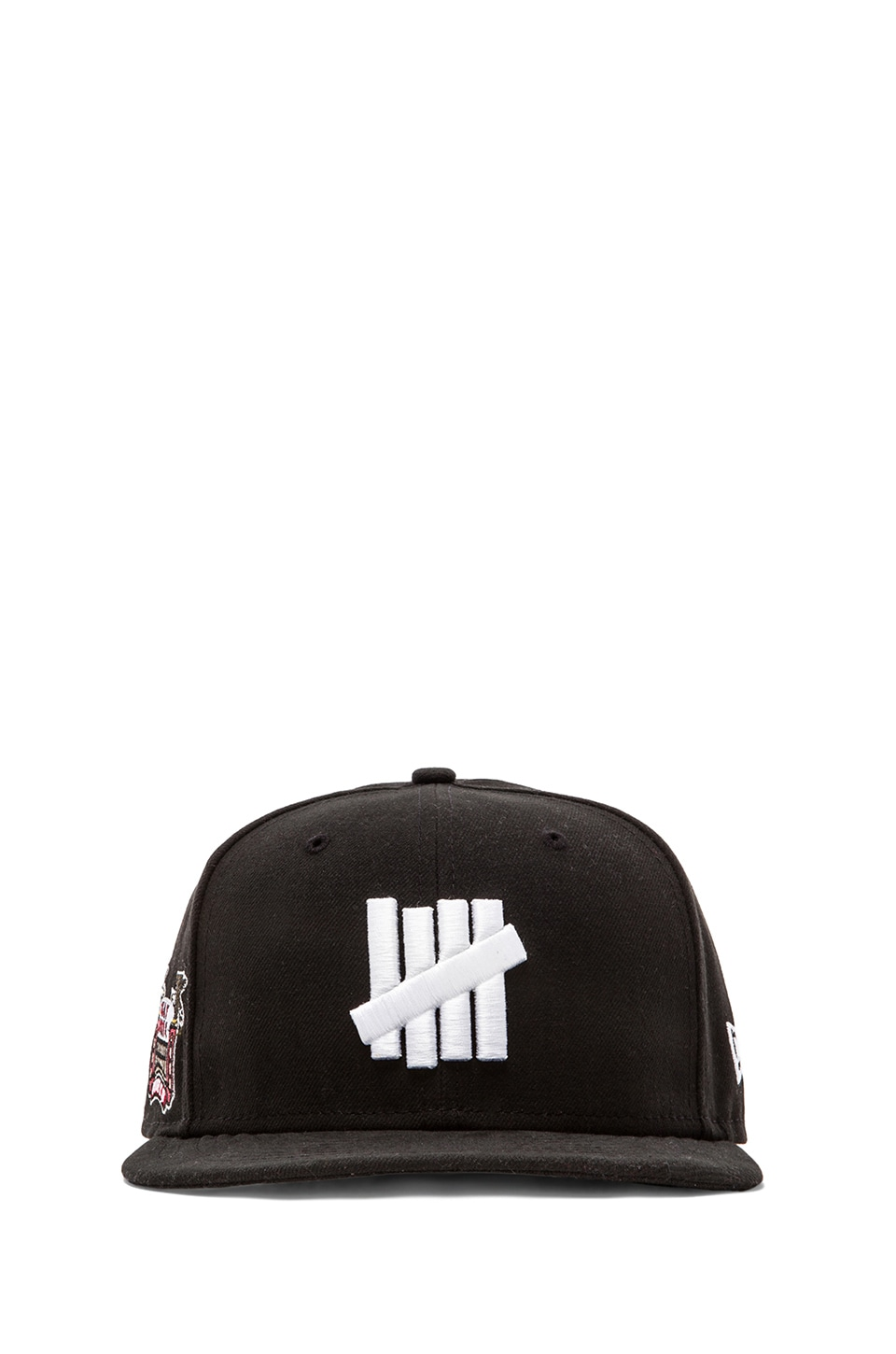 Undefeated 5 Strike SU14 Hat in Black