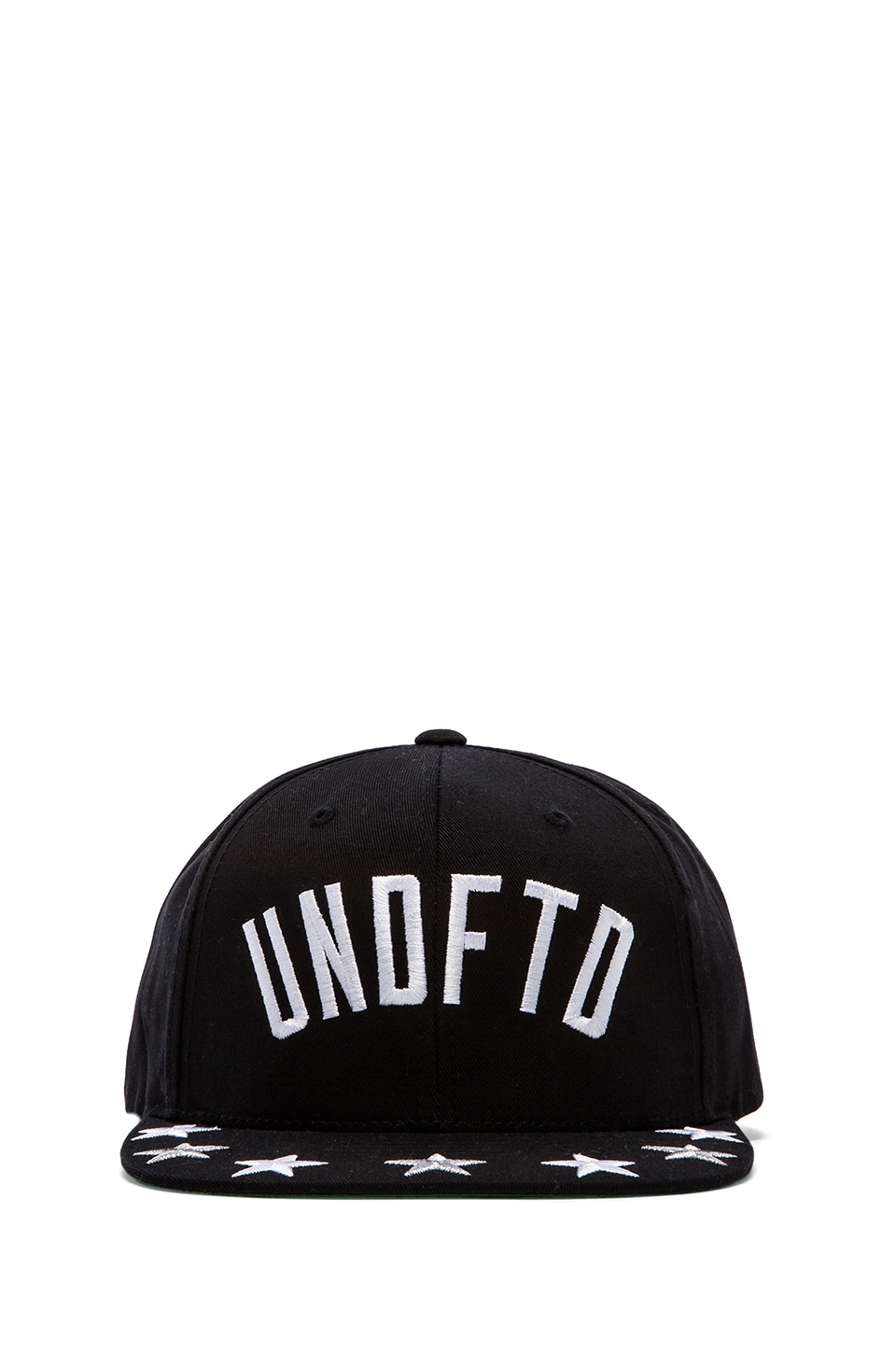 Undefeated Global Starter Snapback in Black