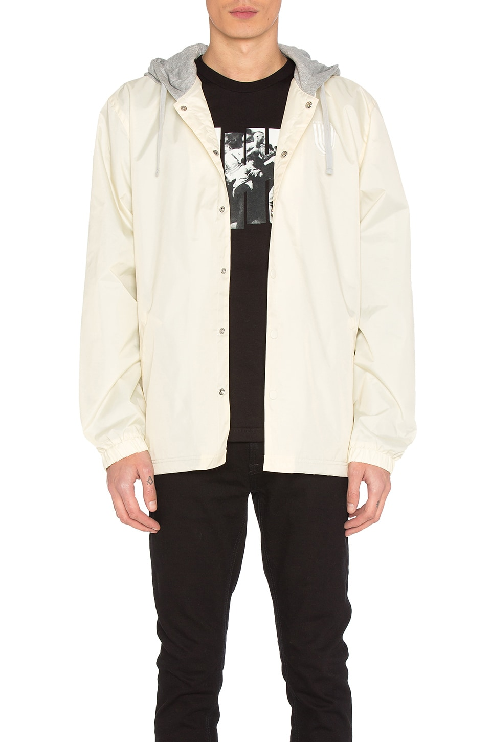 Hooded Coaches Jacket by Undefeated