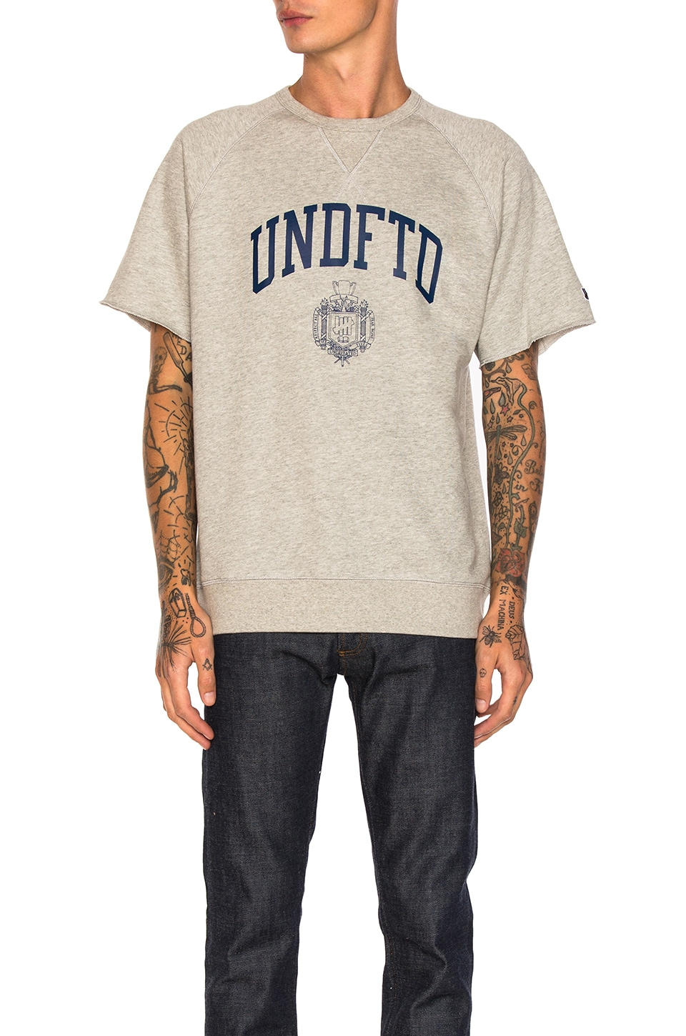 College Crewneck by Undefeated
