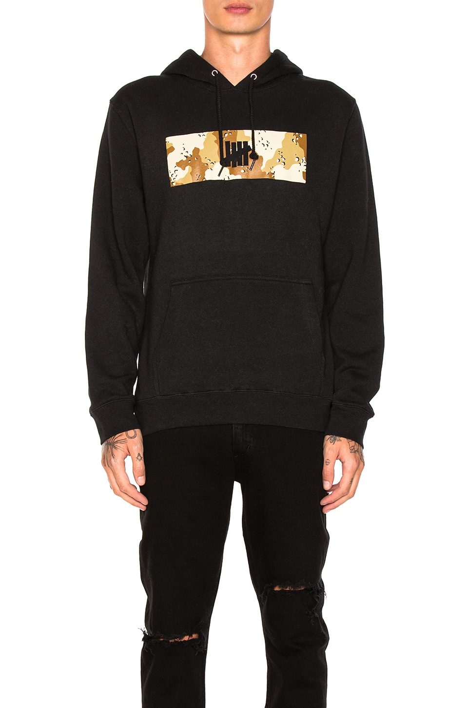 Desert Block Hoody by Undefeated