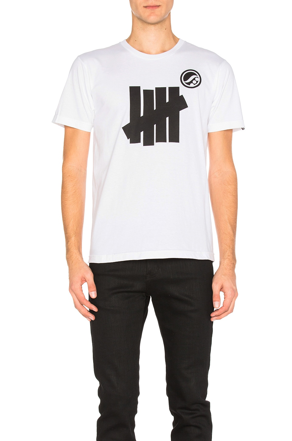 Undefeated x Shoyoroll SYR Strike Tee in White