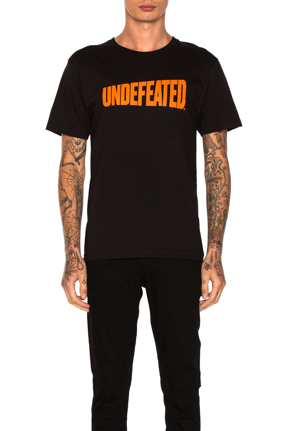Whole Wheat Tee by Undefeated