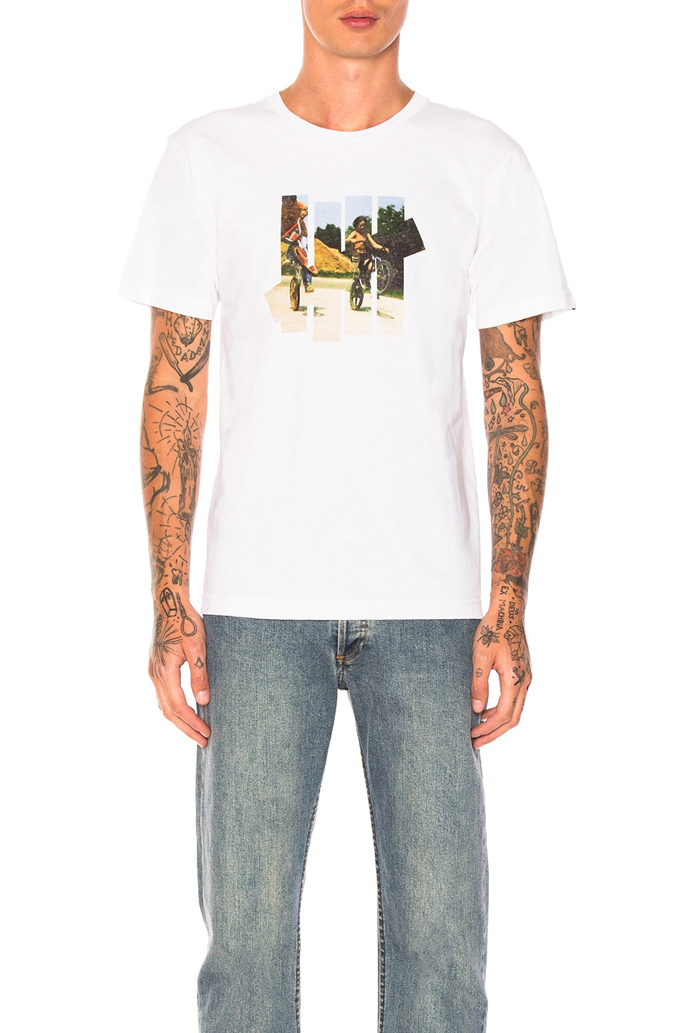 Photo of 5 Strike Free Wheel Tee by Undefeated men clothes