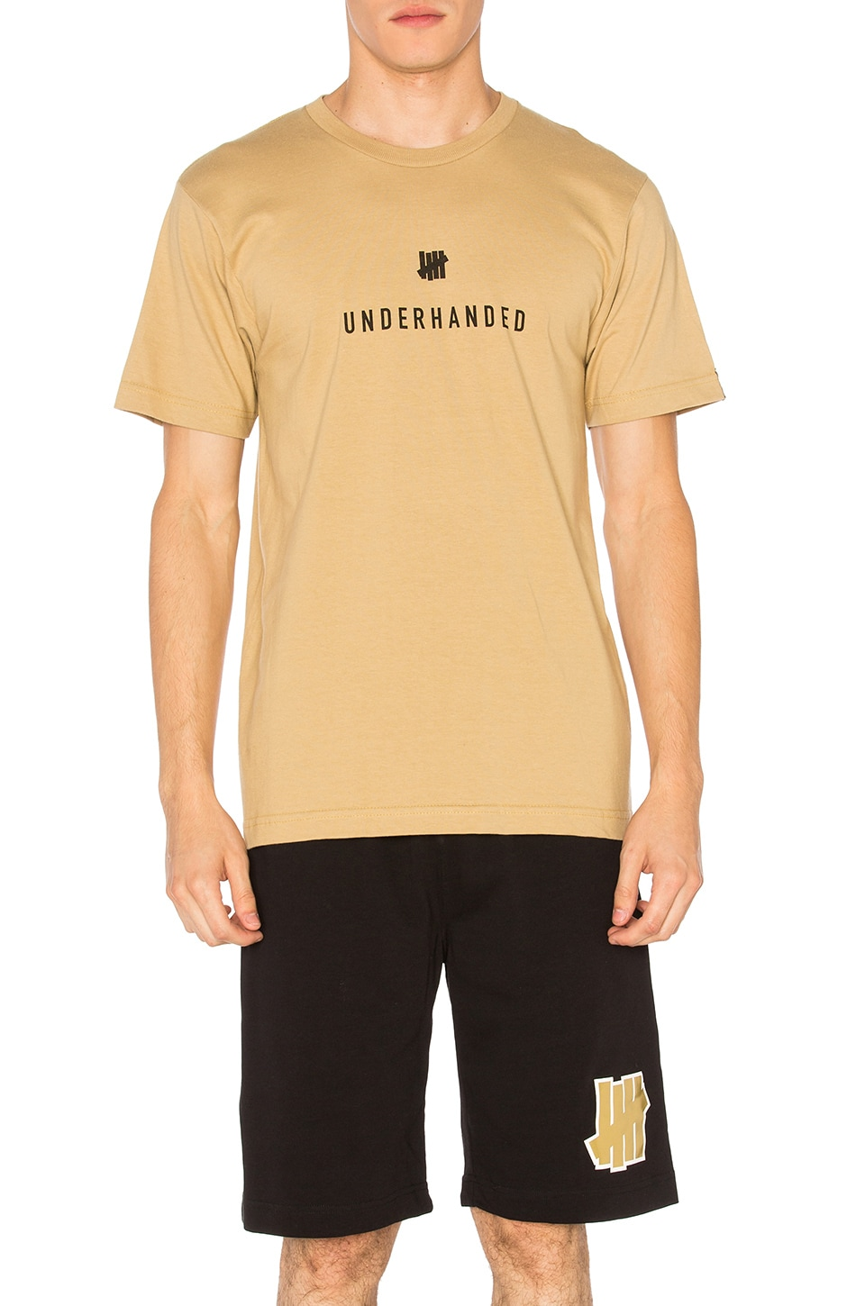 Underhanded Tee by Undefeated