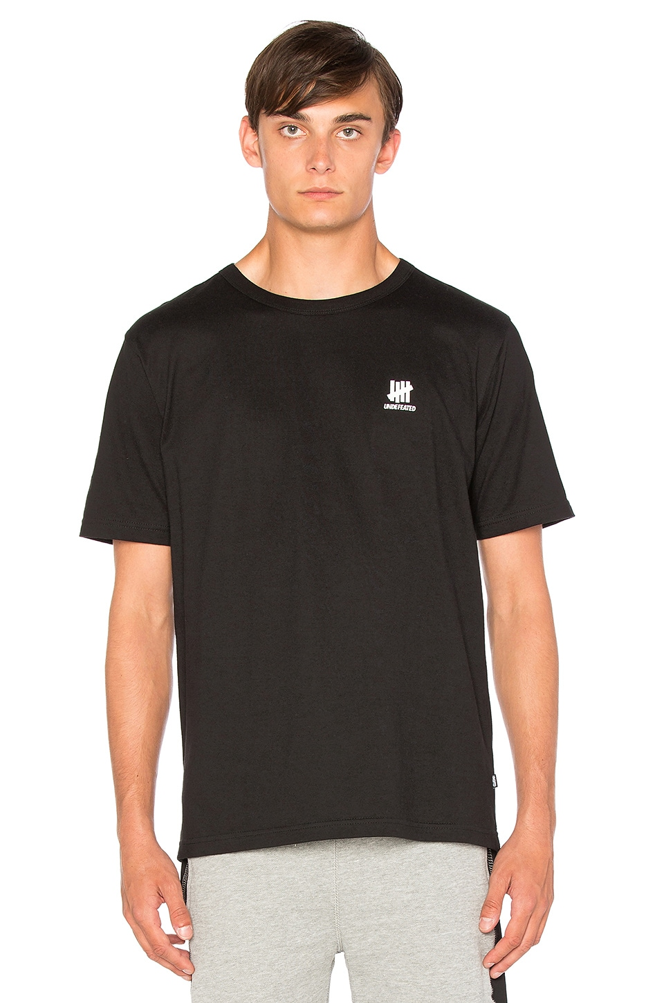 686a1bdb3828e Undefeated UNDFTD Basic Crew in Black