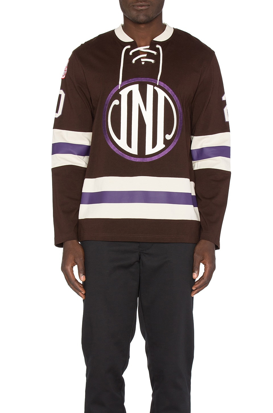 Enforcer Hockey Jersey by Undefeated