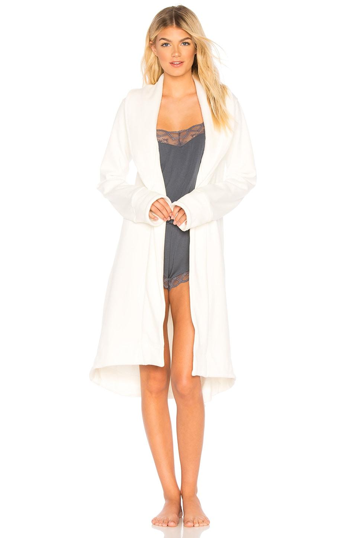 dbfa6726893 UGG Duffield II Robe in Cream   REVOLVE