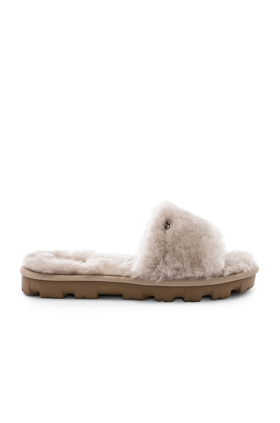 UGG Cozette Slipper in Oyster