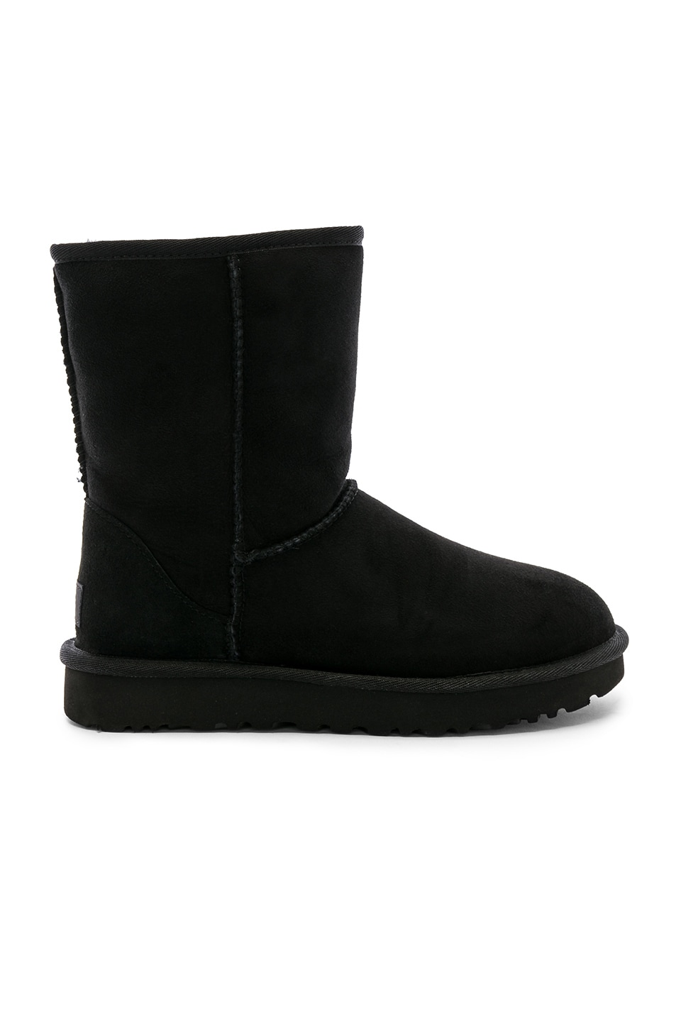 UGG Classic Short II Boot in Black