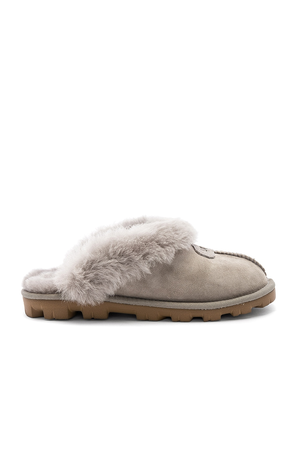 49b581a8cbb UGG Coquette Slipper in Seal | REVOLVE