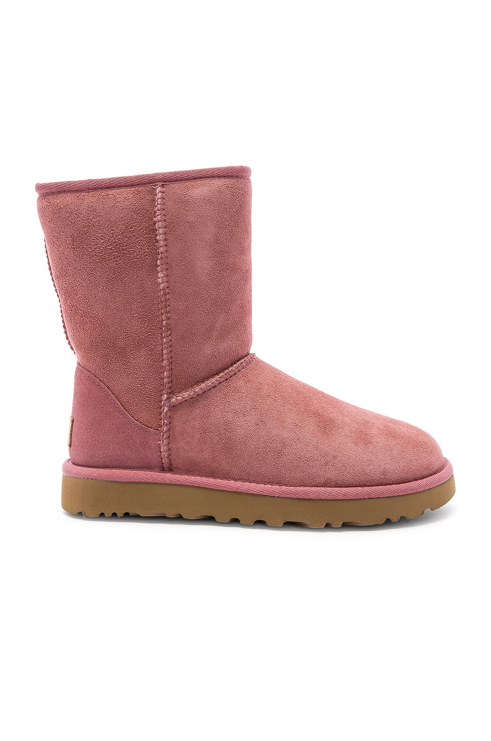 UGG Classic Short II Boot in Pink Dawn