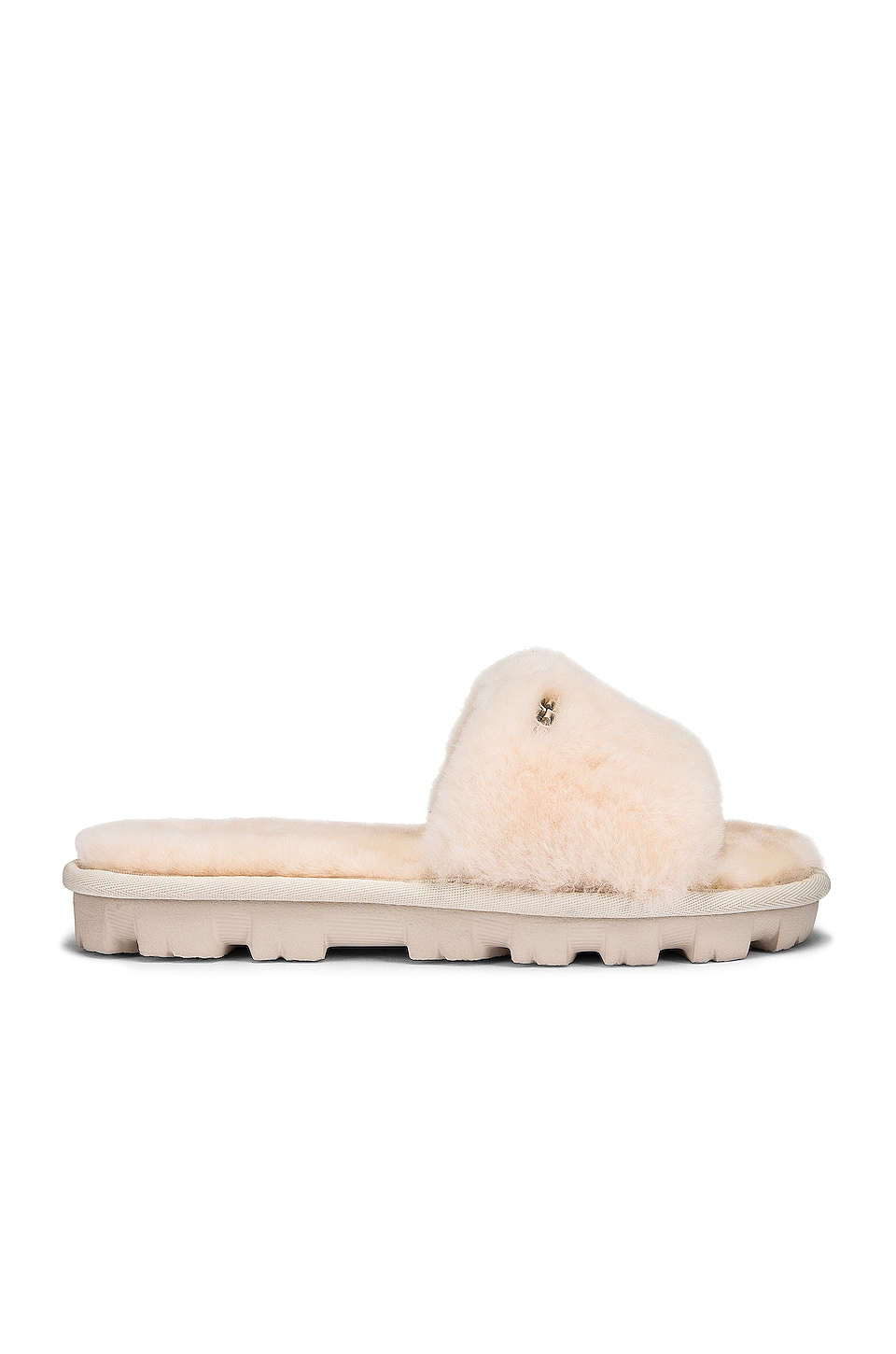 UGG Cozette Slipper in Natural