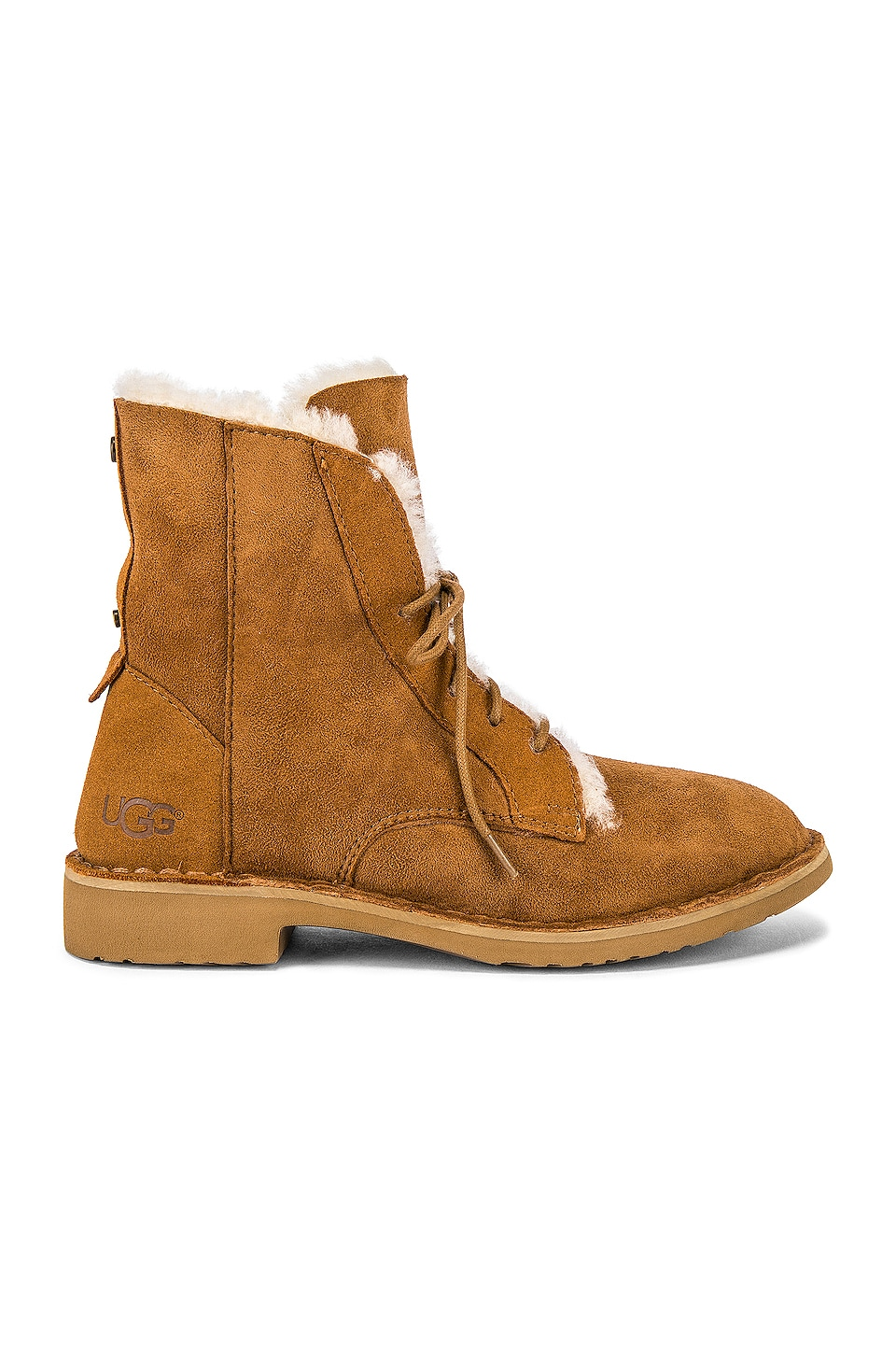 UGG Quincy Boot in Chestnut