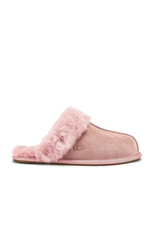 UGG Scuffette II Slipper in Pink Crystal