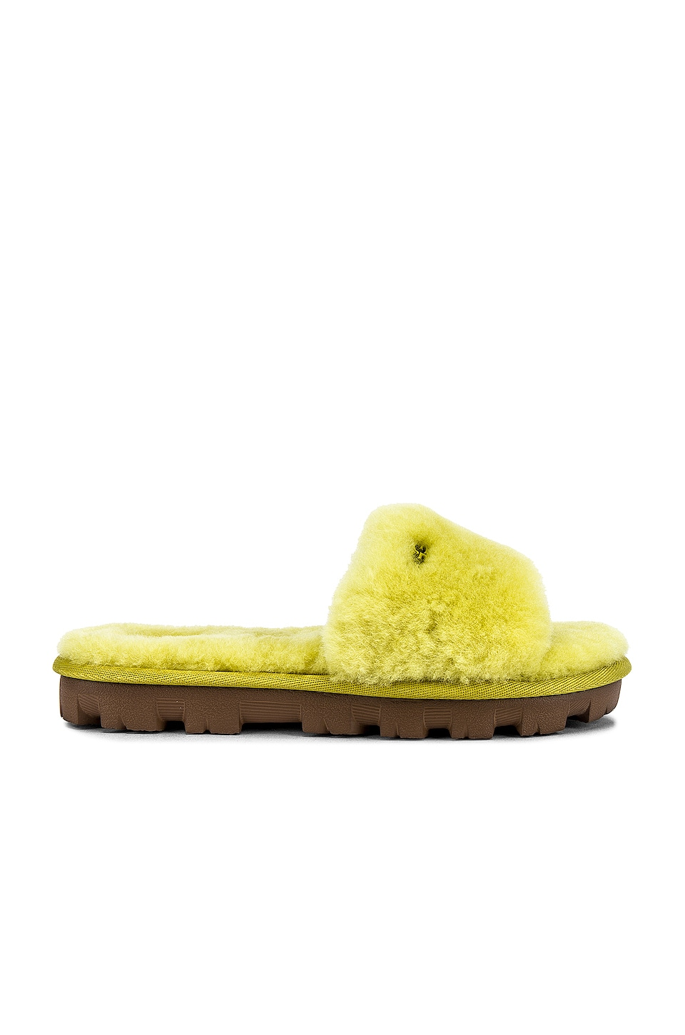 UGG Cozette Slide in Electric Lime