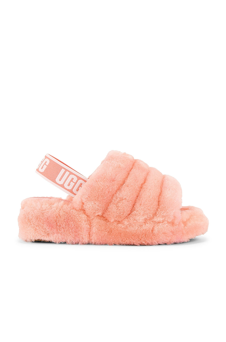 UGG NU-PIED FLUFF YEAH