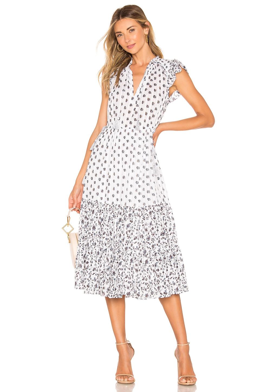 Ulla Johnson Benita Dress in Blanc