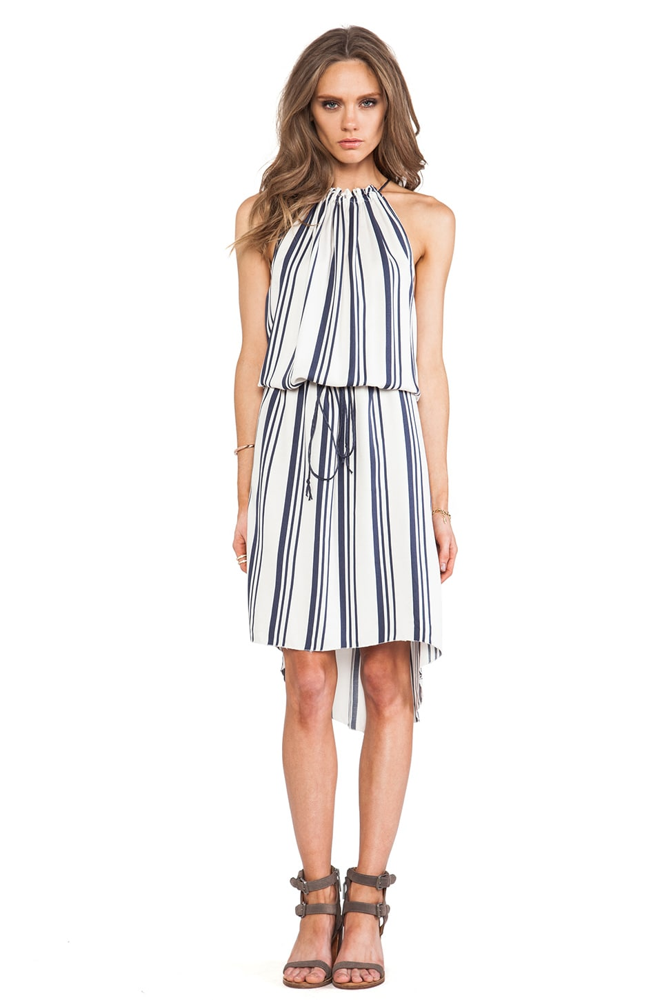 Ulla Johnson Tidewater Dress in Sailor