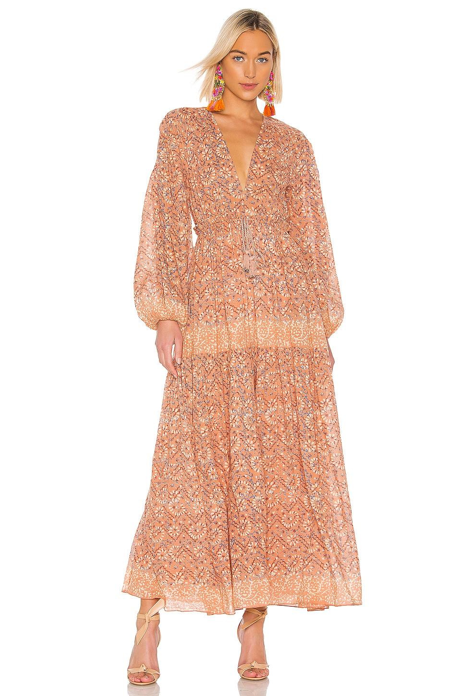 Ulla Johnson Alethea Dress in Rose