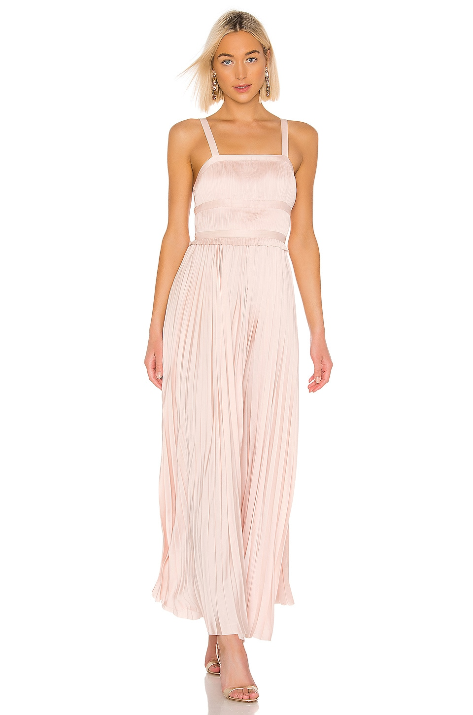 Ulla Johnson Imani Gown in Peony