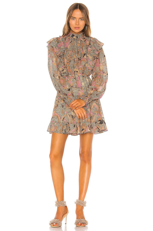 Ulla Johnson Vienne Dress in Ivory