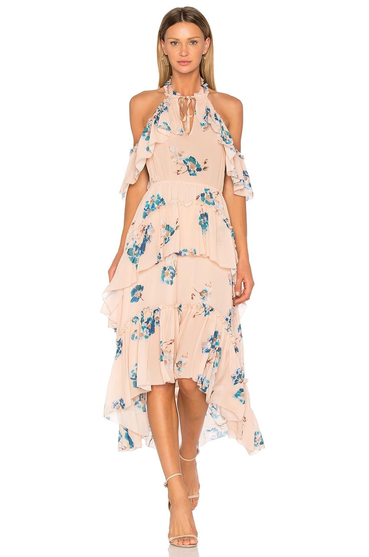 Ulla Johnson Valentine Dress in Nude