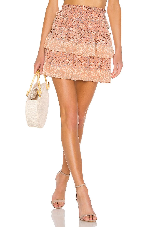 Ulla Johnson Asha Skirt in Rose