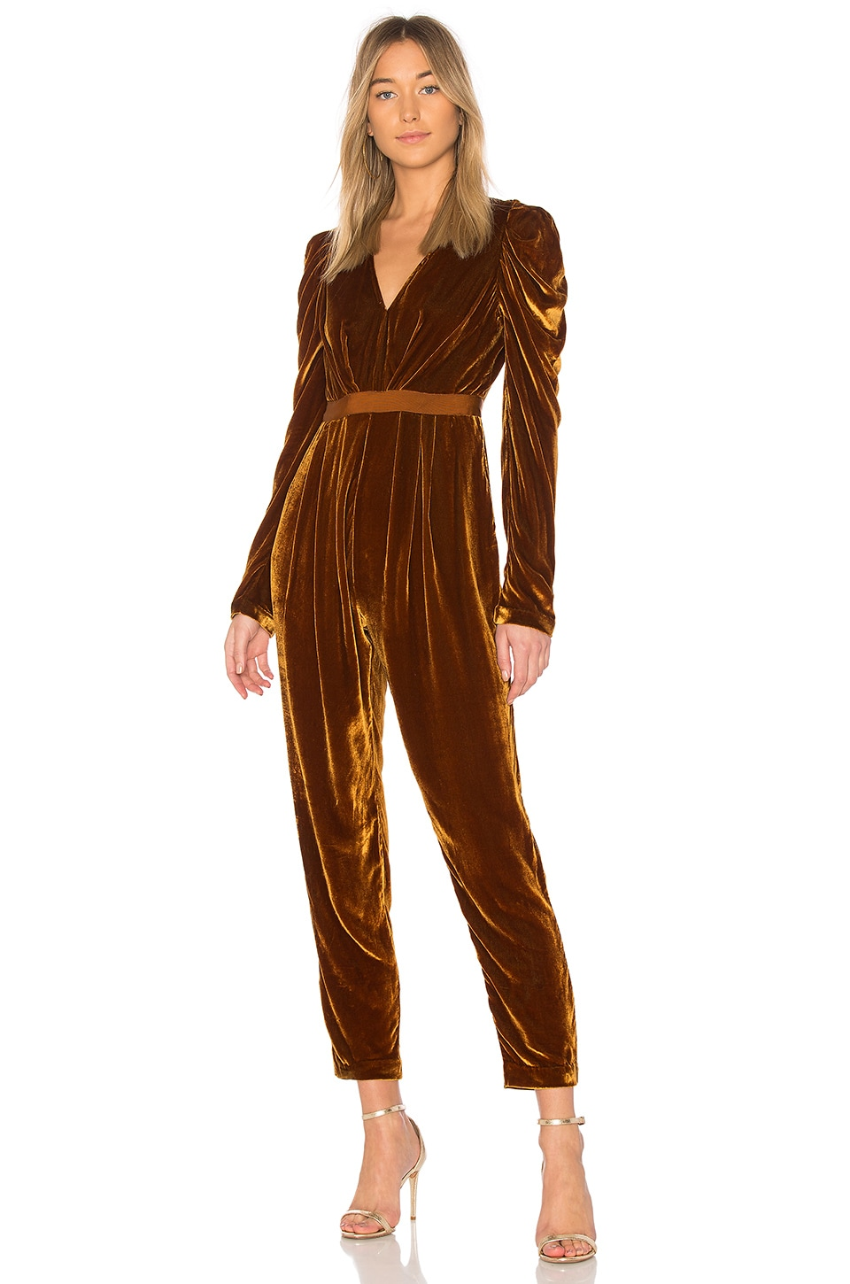 Sabine Jumpsuit by Ulla Johnson